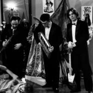 1985 г., рекламный снимок Арсенала периода брейк-данса