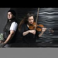 Антон Давидянц и Анна Ракита