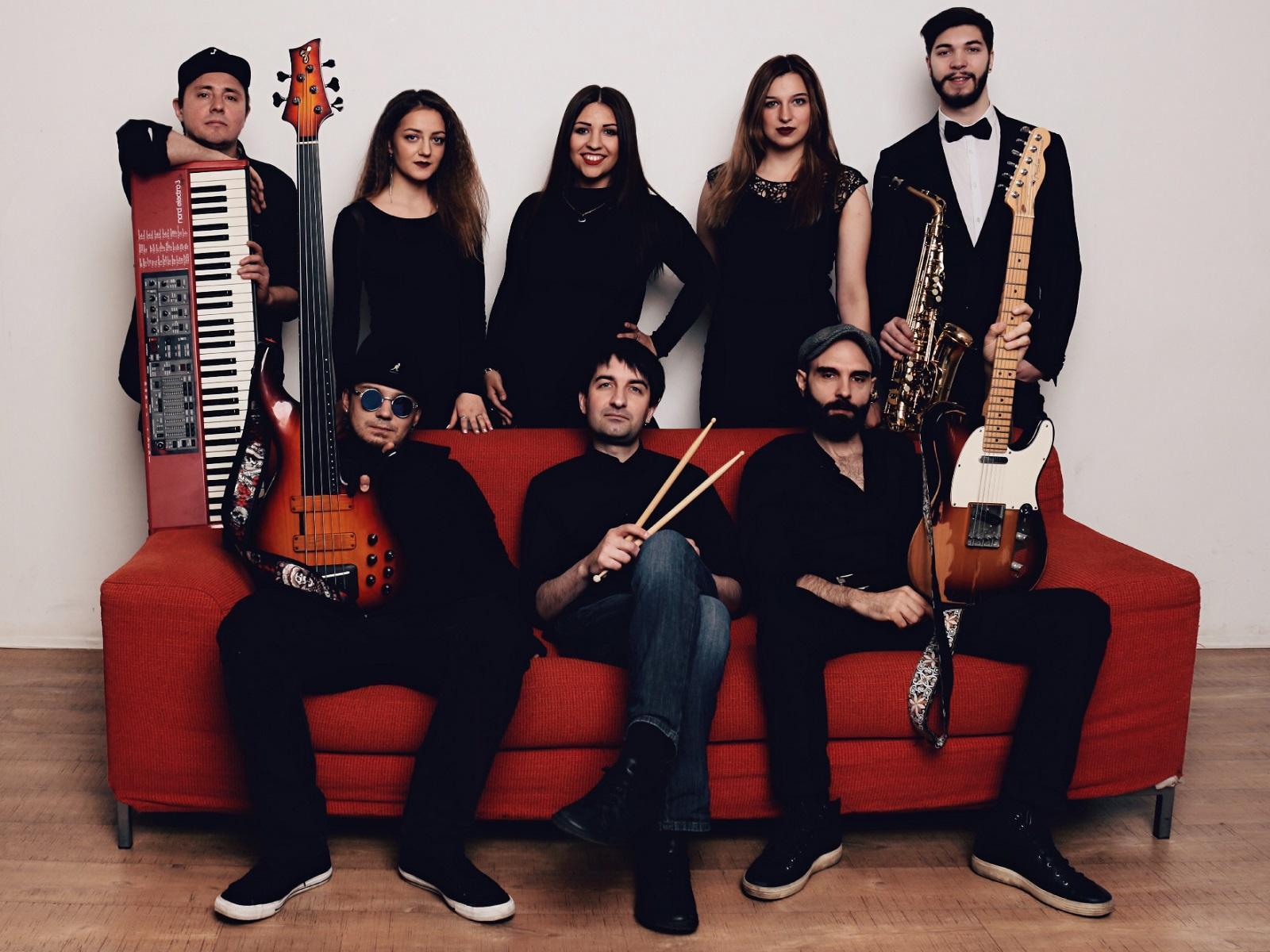 Alexandra Chernousova Band