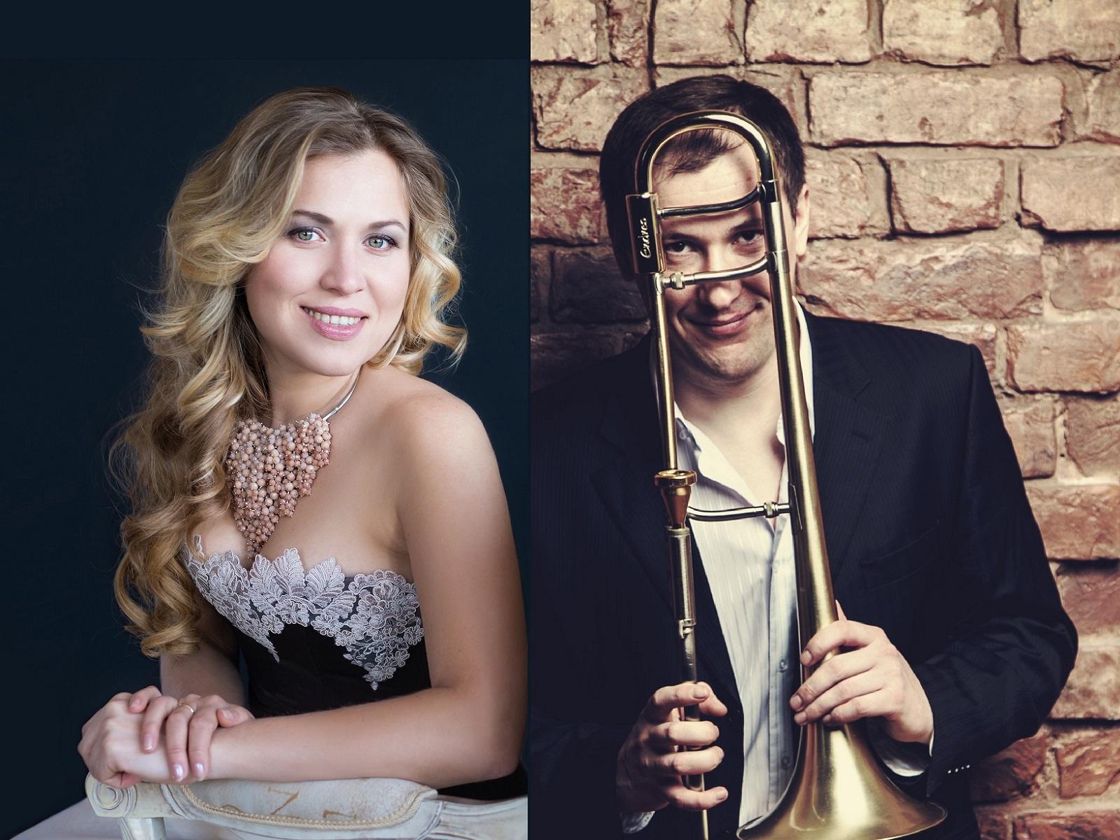 Katerina Brown & Sergey Dolzenkov Quintet