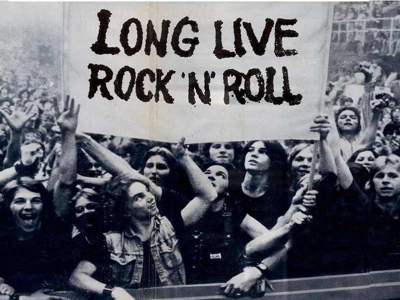 Long live rock-n-roll