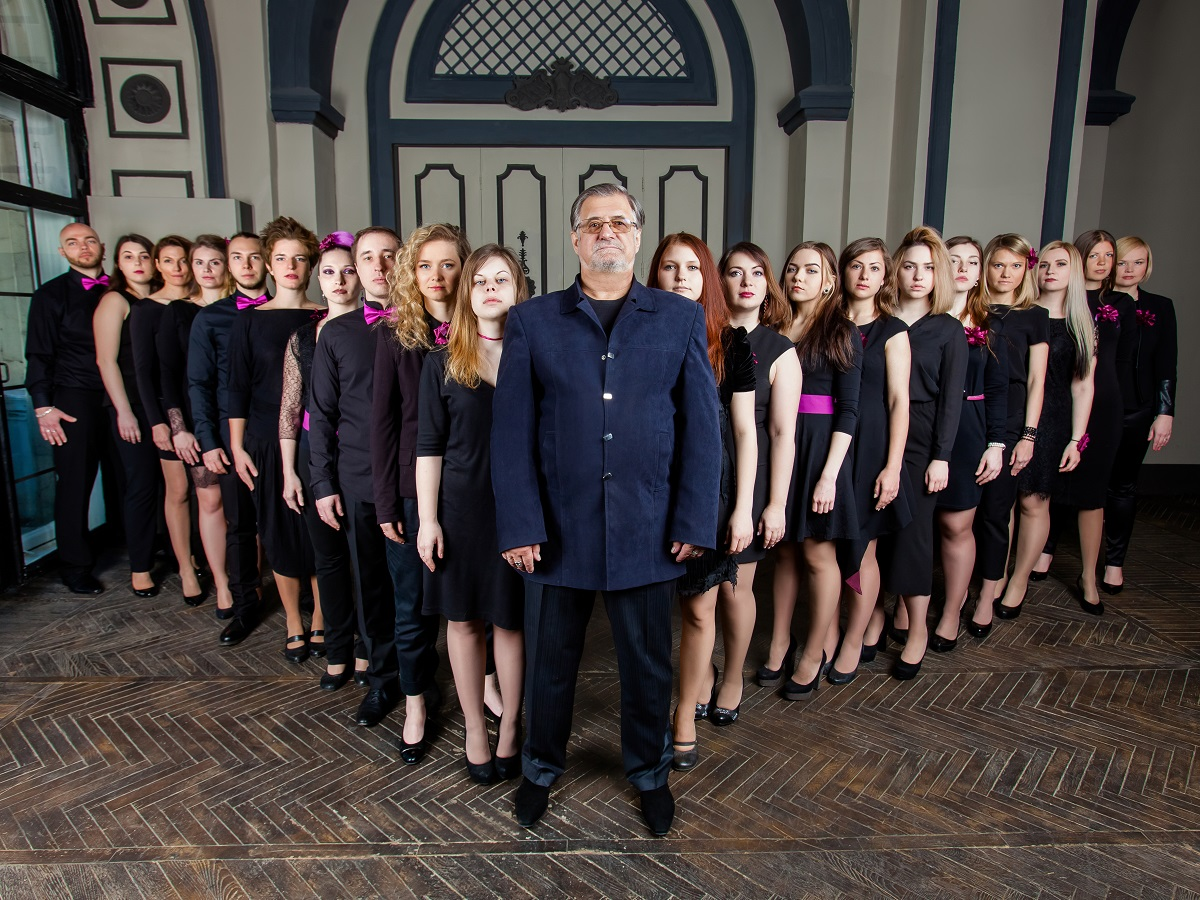 VLADIMIR SIDORKOVICH AND HIS VOCAL CLASS