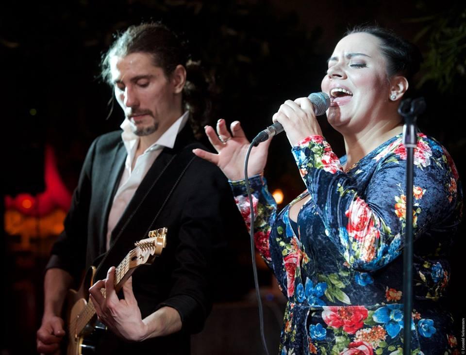 Ирина Чувакова и MANKA GROOVE