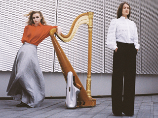 Мaria Art quartet + Harp