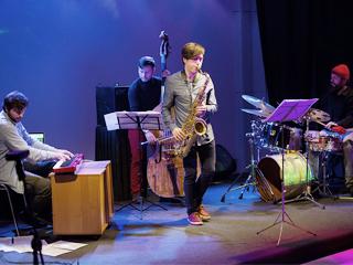 Анатолий Осипов & Open Quartet