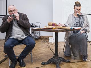 Сергей Старостин и Татьяна Бондаренко