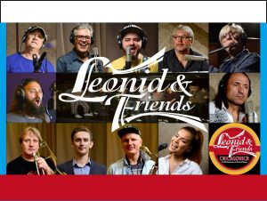 {:ru}«LEONID AND FRIENDS»{:}{:en}«LEONID AND FRIENDS»{:}