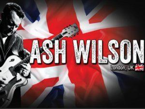 BRITISH BLUES INVASION TO RUSSIA, ASH WILSON (LONDON, UK). PRE-PARTY – ШОУ «БЛЮЗ НА ВИНИЛЕ» С ПАВЛОМ КАТКОВЫМ