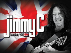 BRITISH BLUES INVASION TO RUSSIA. JIMMY C (LONDON, UK). PRE-PARTY – ШОУ «БЛЮЗ НА ВИНИЛЕ» С ПАВЛОМ КАТКОВЫМ