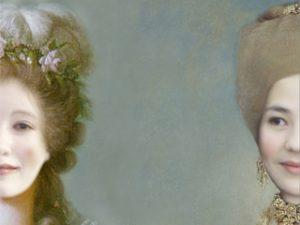 АЛИСА ТЕН И МАРФА СЕМЕНОВА – «TWO DAUGHTERS». ВЕЧЕР ФРАНЦУЗСКОГО БАРОККО «LES RÊVEUSES»