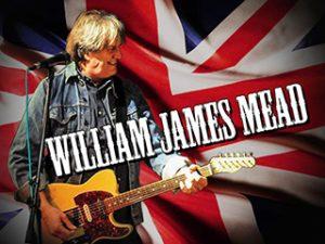 BRITISH BLUES INVASION TO RUSSIA, WILLIAM JAMES MEAD (LONDON, UK). PRE-PARTY – ШОУ «БЛЮЗ НА ВИНИЛЕ» С ПАВЛОМ КАТКОВЫМ