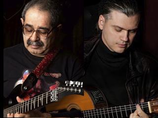 мукуч суджян и виталий кись концерт джаза гитарной музыки в москве акустика