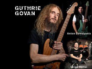 GUTHRIE GOVAN (UK) – ANTON DAVIDYANTS (RUSSIA) – GERGO BORLAI (HUNGARY): EXTRA TIME