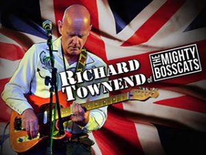 BRITISH BLUES INVASION TO RUSSIA, RICHARD TOWNEND (MALDON, UK). PRE-PARTY – ШОУ «БЛЮЗ НА ВИНИЛЕ» С ПАВЛОМ КАТКОВЫМ