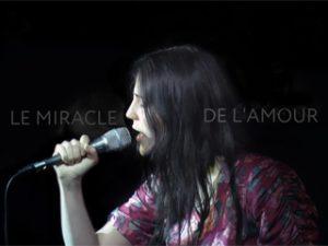АЛИСА ТЕН В ПРОЕКТЕ «LE MIRACLE DE L'AMOUR» (BAND VERSION)