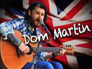 BRITISH BLUES INVASION TO RUSSIA, DOM MARTIN (BELFAST, UK). PRE-PARTY – ШОУ «БЛЮЗ НА ВИНИЛЕ» С ПАВЛОМ КАТКОВЫМ