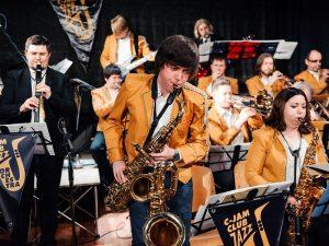C-JAM CLUB JAZZ ORCHESTRA BY GEORGE GORBOV
