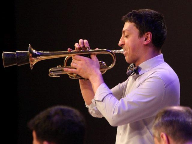 концерт большого джазового оркестра петра востокова фронтмен трубач виртуоз свинг танцы купить билет