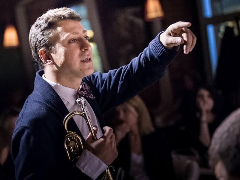 трубач джазовый оркестр джазмен востоков бдо концерт