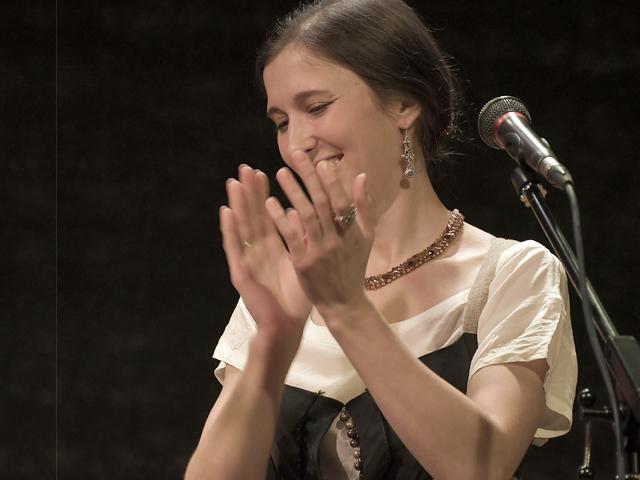таисия краснопевцева фолк-музыка фольклорные песни аутентичный фолк концерт в москве