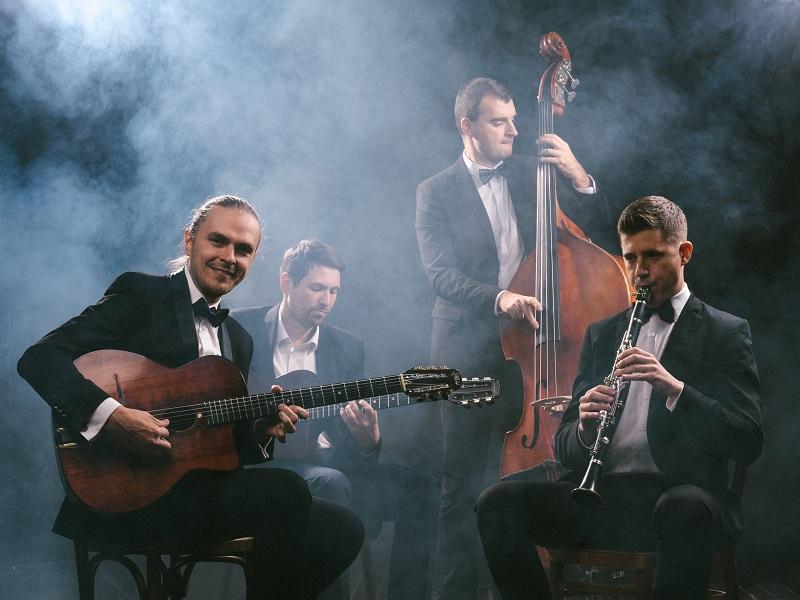 дмитрий купцов цыганский джаз мануш франция кустурица бесплатный концерт сходить бесплатно этника потанцевать