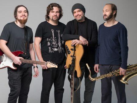 джаз фьюжн басист бас-гитара живой звук инструментал билеты на концерт в Москве