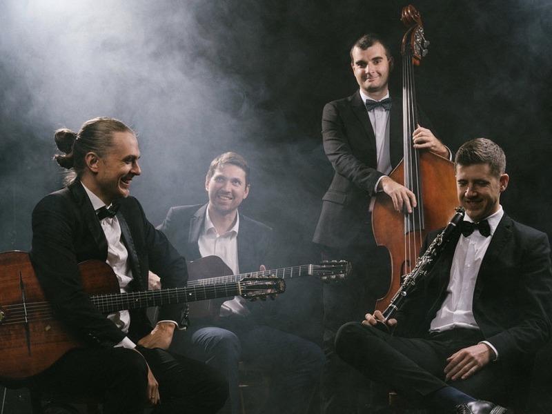 дмитрий купцов бесплатный концерт мануш джаз кустурица музыка из фильмов этника цыганский свинг