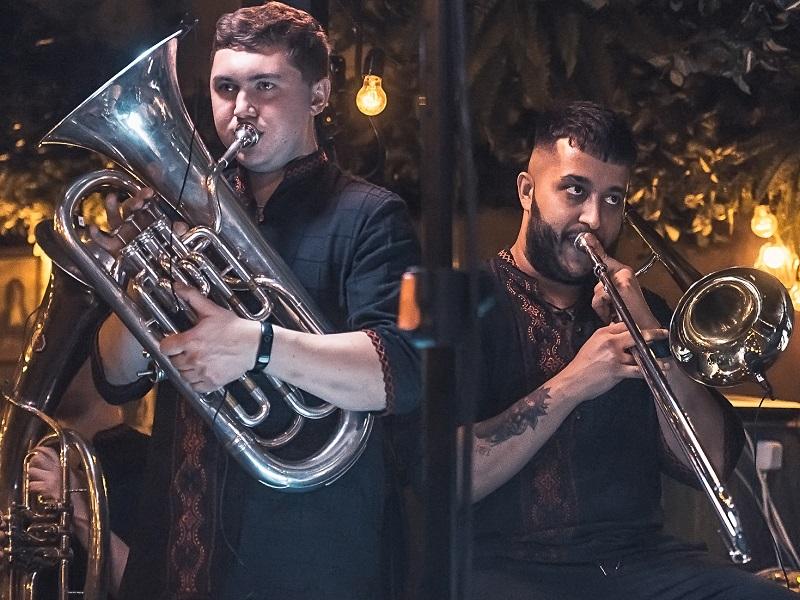 где потанцевать танцевальный концерт в москве брасс джаз духовой оркестр повеселиться купить билет