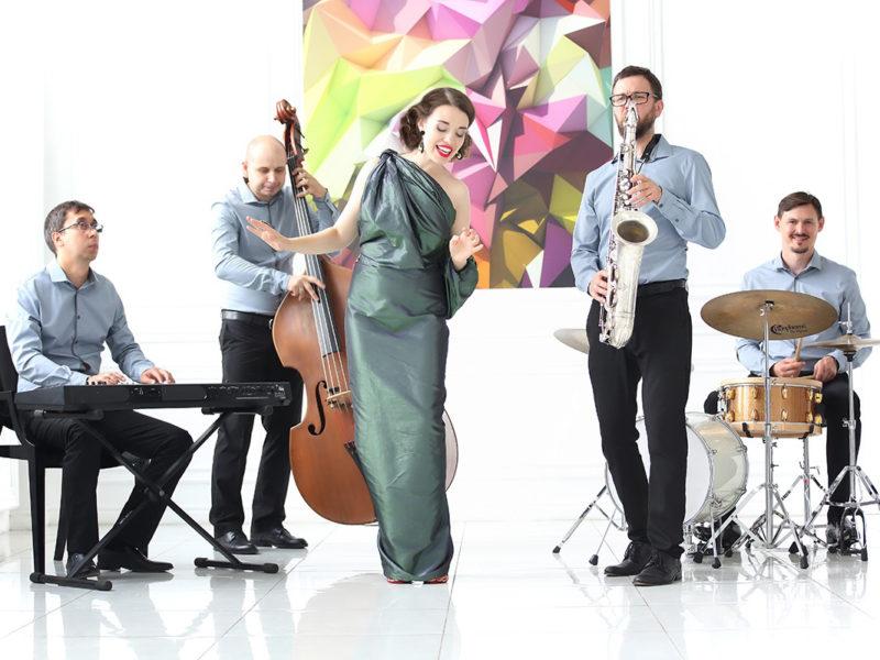 Джаз фанк соул потанцевать вокалистка живой звук билеты на концерт в Москве