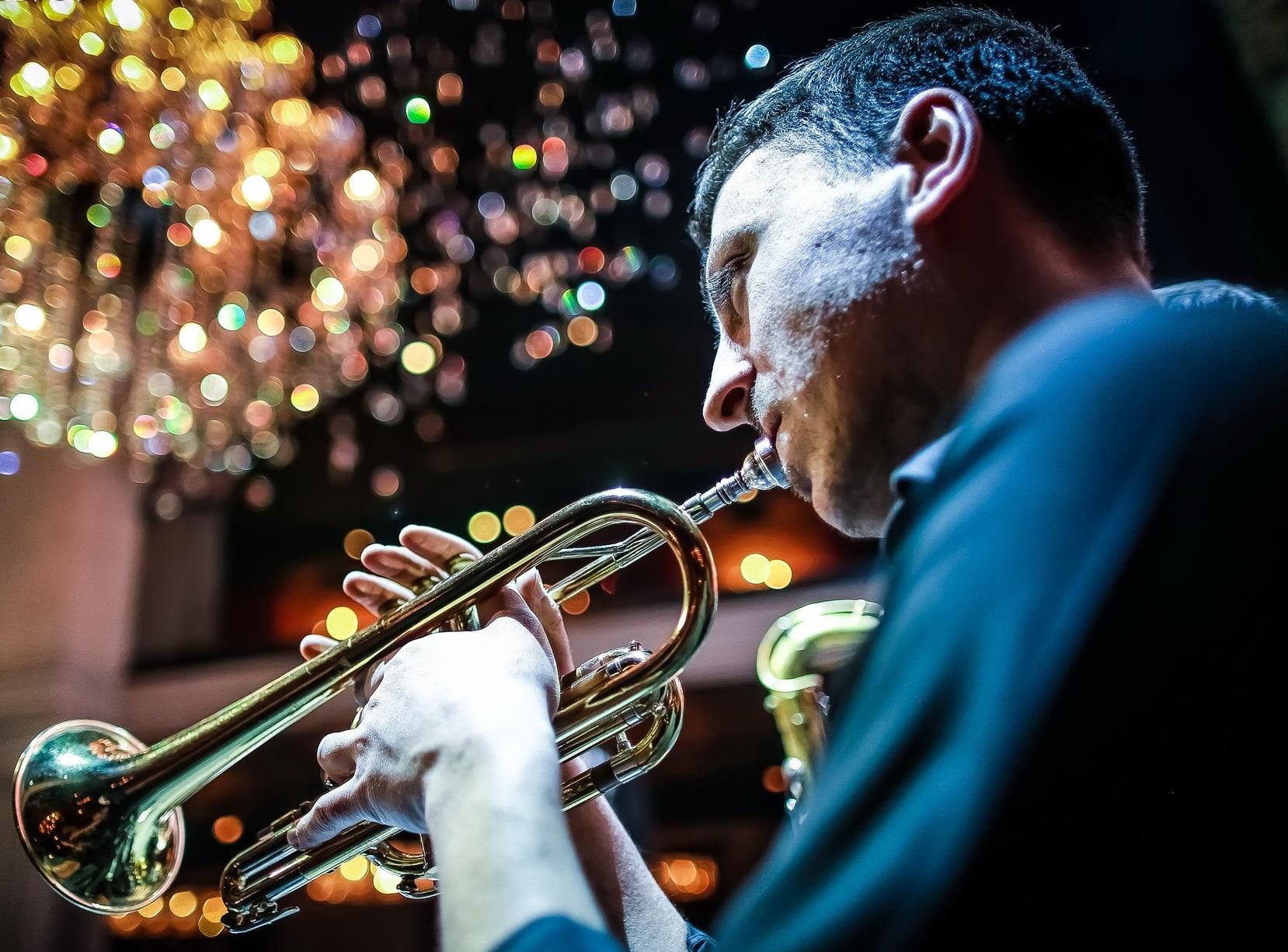 джаз джем эвергрины классика джаза трубач Петр Востоков инструментальная музыка отличное настроение живой звук драйв бесплатный концерт в Москве