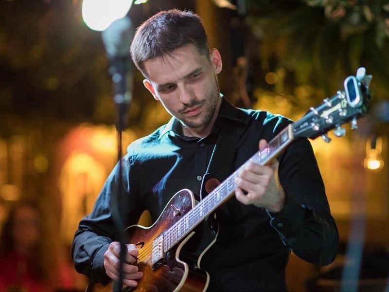 трио павла ершова авторская музыка традиционный джаз бибоп свинг