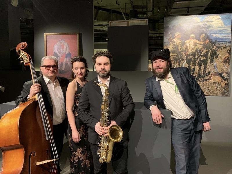 арфа и джаз импровизация джазовый концерт в москве авангард колтрейн