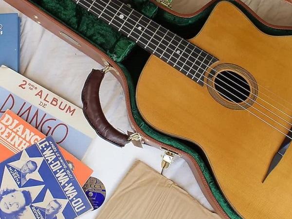 джаз мануш гитара акустика джем-сешн бесплатный концерт в Москве