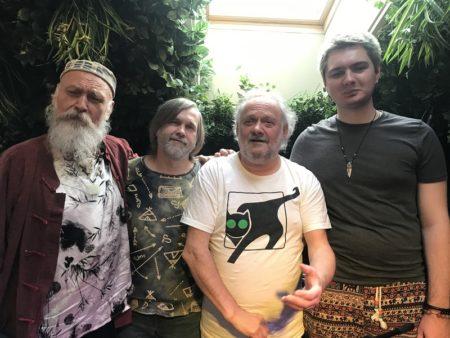 ян бедерман оркестр интуитивной музыки авангард китай концерт в Москве