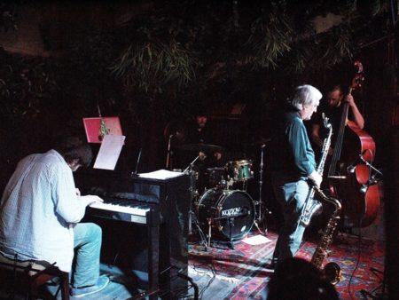бесплатный джазовый концерт в Москве импровизация авангардная музыка саксофон