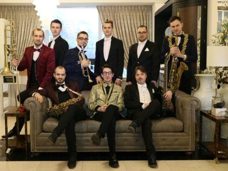 фанк живая музыка духовая секция труба шоу билеты на концерт в Москве