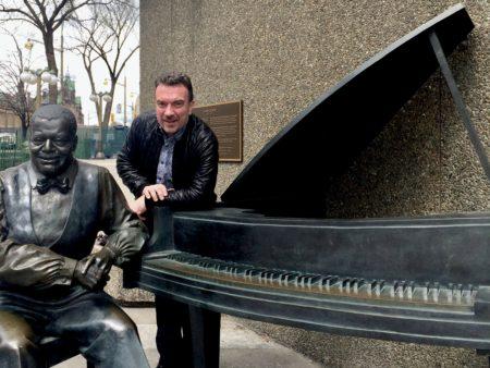 оскар Питерсон Oscar Peterson mainstream jazz мейнстрим купить билет на джазовый концерт Сергея Жилина