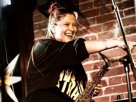 джаз соул Анна Королева уникальная саксофонистка живой звук билеты на концерт в москве