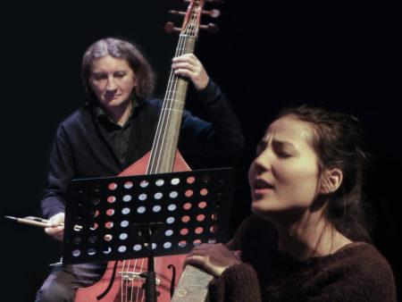 алиса тен сергей волков барокко джаз стихи элиота под музыку концерт в москве