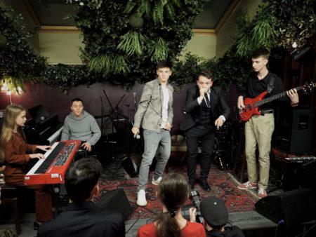 музобразие дети музыканты концерт молодых исполнителей джаза