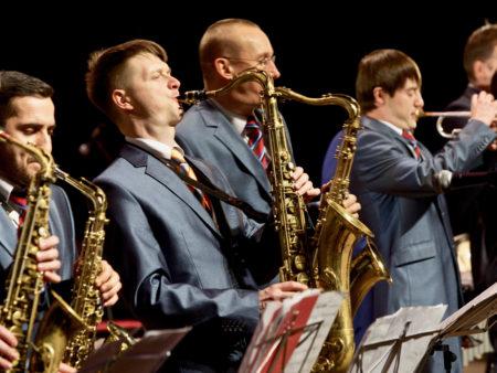 биг-бенд оркестр георгия гараняна алексей кузнецов традиционный джаз золотая эпоха советские песни