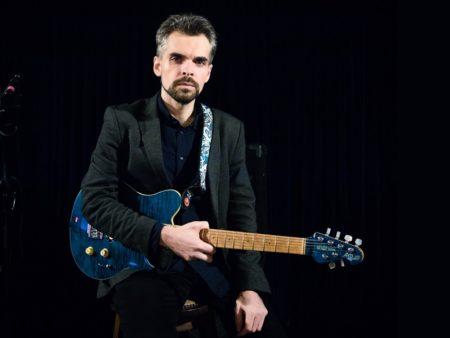 денис назаров гитарист виртуоз рок джаз фоле ECM квартет концерт в Москве