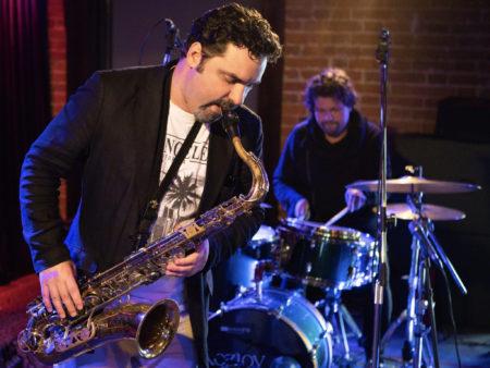 джазовый концерт со свободным входом мультиинструменталист антон котиков роллинз трибьют импровизация авангард