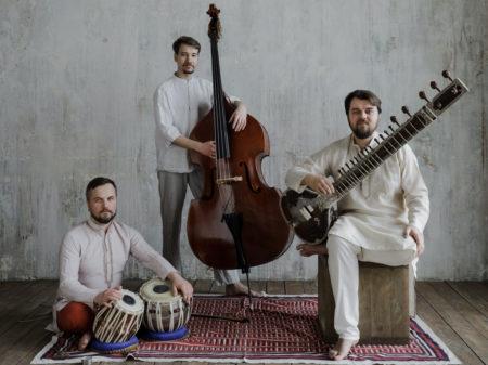 индийский бранч культура музыка индии этника этнический концерт в москве аутентичные инструменты медитация