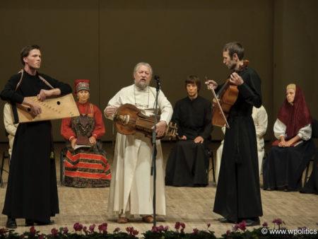 сирин ансамбль духовной музыки фольклор русская музыка хор аутентичные инструменты