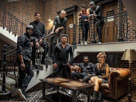 oudima африканская музыка новый проект иностранные музыканты джаз соул африка