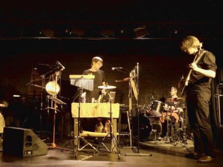 sanscreed kanon импровизация аванагард фанк джаз фьюжн концерт в москве со свободным входом слушать музыку бесплатно