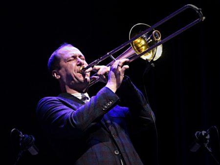 тромбон джазовый квинтет виртуоз уникум долженков концерт