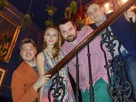 кроссовер классическая музыка джаз поп-музыка юмор озорство хорошее настроение скрипка рояль аккордеон контрабас билеты на концерт в Москве