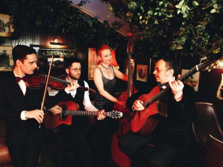 django reinhardt jazz manouche gypsy франция французская музыка цыганский свинг сходить на концерт